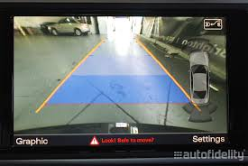audi parking system advanced audi parking system advanced with integrated rear view