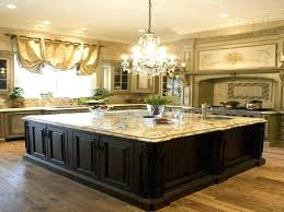 amazing kitchen islands chandeliers for kitchen islands pickasound co