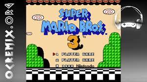 Super Mario Bros 3 Maps Oc Remix 323 Super Mario Bros 3 U0027la Samba De Agua U0027 World 3 Map