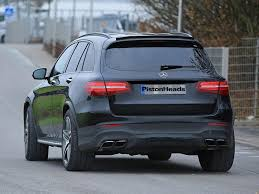 mercedes 63 amg suv 4 things we expect from the mercedes amg glc 63