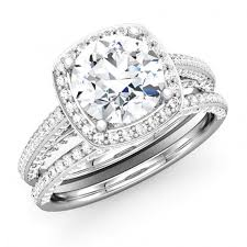 bridal ring company 49 best cushion cut diamond engagement rings images on