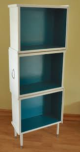 upcycled three drawer bookcase by branchesfurniture on etsy