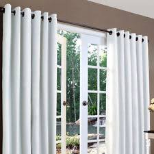 Cotton Curtains And Drapes 100 Cotton Curtains Drapes And Valances Ebay