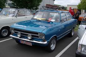 1970 opel kadett 1972 opel kadett information and photos momentcar
