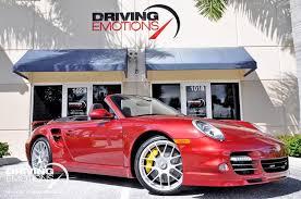 2011 porsche 911 turbo s cabriolet for sale 2011 porsche 911 turbo s cabriolet turbo s stock 5727 for sale