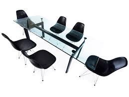 tavoli le corbusier gallery of tavolo lc6 le corbusier e 6 sedie le corbusier sedie