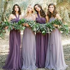 bridal party dresses bridesmaid dresses wish gown