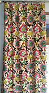 Waverly Curtains And Drapes Love This Print Custom Waverly Santa Maria Desert Flower Drapes