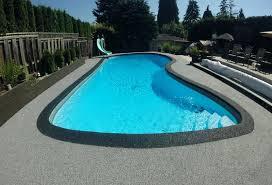 swimming pool deck resurfacing pool deck 2 best swimming pool deck