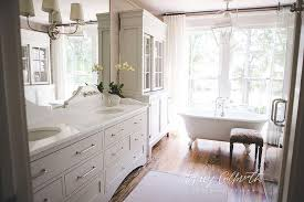 Bathroom Vanity Backsplash by White Quartz Curved Bath Vanity Backsplash Cottage Bathroom