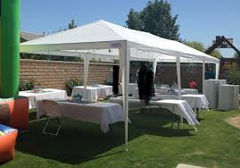 10 X 10 Awning Outdoor Canopy Gazebo Party Tent Home Outdoor Decoration