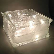 Decorative Glass Block Lights Decorative Glass Light Boxes Wanker For