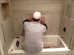 How To Install Bathroom Tiles In A Shower Install Bathroom Tile Complete Ideas Exle