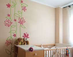 Lovely Childrens Bedroom Wall Ideas Also Interior Home Design - Childrens bedroom wall designs