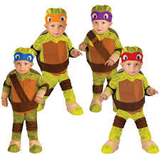 2t Toddler Halloween Costumes Teenage Mutant Ninja Turtle Costume Baby Toddler Halloween Fancy