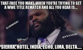 Henry Meme - wwe memes on twitter not sure if bad luck mark henry or scumbag