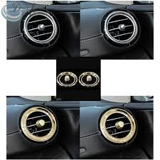 mercedes accessories store aliexpress com buy car styling air conditioning outlet rings car