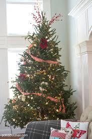 keeping a christmas tree fresh christmas lights decoration