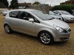 used vauxhall corsa 2009 for sale motors co uk