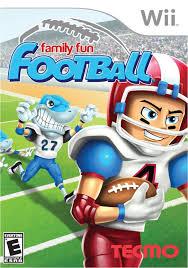 Wii Backyard Football by Family Fun Football Box Shot For Wii Gamefaqs