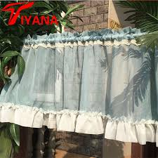 Kitchen Cabinet Curtains Compare Prices On Curtains Kitchen Cabinets Online Shopping Buy