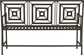 White Metal Outdoor Bench Default Name Metal Outdoor Benches Contemporary Metal Garden Bench