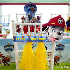 paw patrol party ideas party