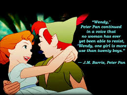 18 beautiful peter pan quotes images
