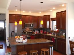 kitchen decorating small u shaped kitchen with island l shaped