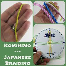 diy camp crafts making a japanese braid friendship bracelet