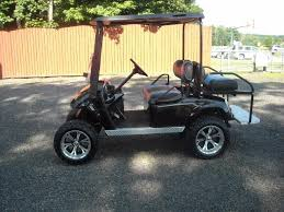 new or used golf carts atvs