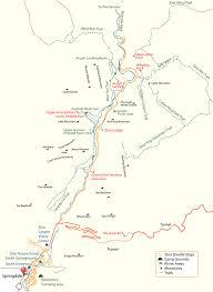 map of zion national park explore amerika zion national park