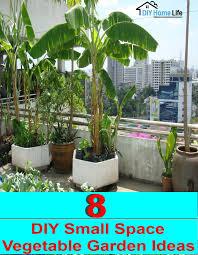 8 diy small space vegetable garden ideas diy home life