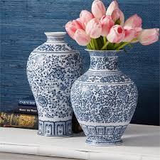 Chinese Blue And White Vase Blue And White Vases Blue White Vases Blue White Vase Blue
