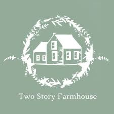 two story farmhouse two story farmhouse home