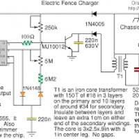 wiring diagram electric fence energiser yondo tech