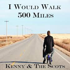 500 photo album i would walk 500 single de kenny and the scots en apple