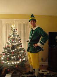 Buddy The Elf Christmas Decorations The Project Diary Buddy The Elf Costume