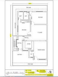 House Plans 1500 Square Feet by 30 X 60 House Plans Modern Architecture Center Indian House