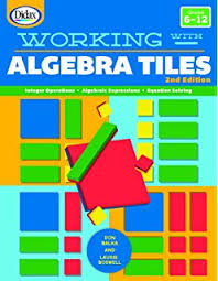 amazon com learning resources algebra tile class set office products