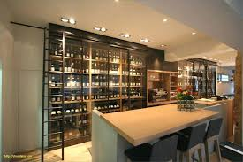 cave a vin dans cuisine cave a vin de cuisine deco cuisine noir et gris 14 cave a vin bois