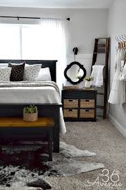 Diy Bedroom Makeovers - home decor bedroom makeover the 36th avenue