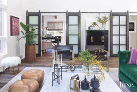 Home Barn Doors by 16 Clever Uses For Barn Doors In Your Home Luxe Interiors Design