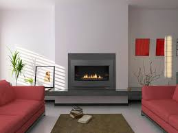 contemporary electric fireplace insert modern contemporary