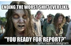 Meme Zombie - 18 memes that show nurses are near indestructible nursebuff