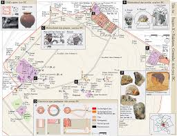 Caesars Palace Map How Archaeologists Crammed 1500 Years Of Roman History Into One