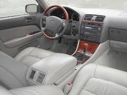 lexus ls400 white smoke what u0027s your preferred interior look cars