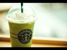 cara membuat thai tea latte how to make a starbucks green tea frappuccino youtube