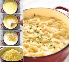 stovetop macaroni and cheese recipetin eats