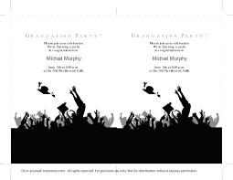 graduation invitations 40 free graduation invitation templates template lab